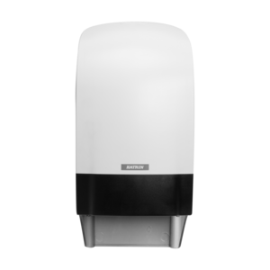 Katrin Inclusive System Toilet Dispenser - White