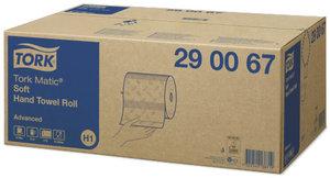 Tork Matic® Mjuk Handduk på rulle Advanced, H1