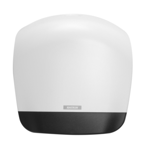 Katrin Inclusive Gigant Toilet L Dispenser - White