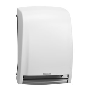 Katrin System Electric Towel Dispenser - White