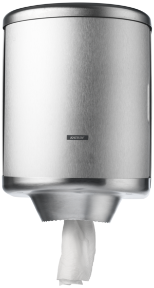 Katrin Centerfeed M Dispenser - Stainless Steel